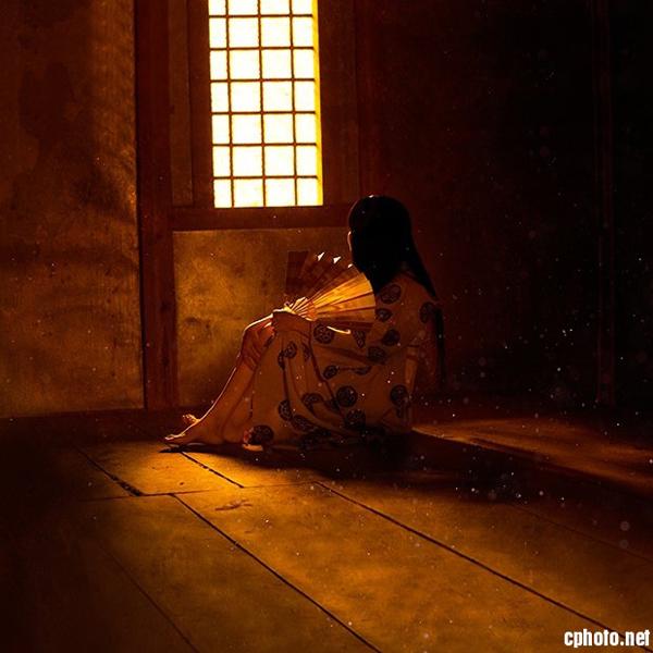 美女摄影师Reylia Slaby的日式风格人像摄影作品