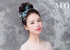 最新影楼资讯新闻-唯美纯净新娘白纱造型 美的不可方物