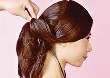 最新影楼资讯新闻-简洁的韩式新娘发型制作步骤解析