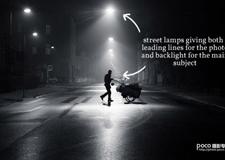 最新影楼资讯新闻-9个街头摄影创意用光法