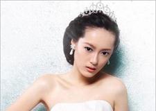 最新影楼资讯新闻-唯美韩式新娘盘发教程