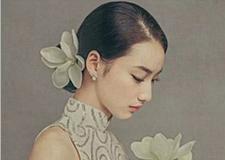 最新影楼澳门赌厅网址消息-平易近国画报 旗袍新娘外型