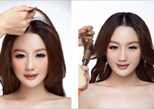 最新影楼资讯新闻-简单韩式新娘盘发教程 打造超优雅发型