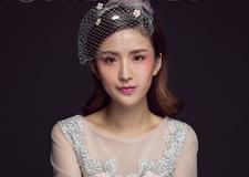最新影楼资讯新闻-法式网纱新娘造型 尽显女人的神秘和浪漫