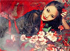 最新影楼资讯新闻-摄影师唐征·私房艺术摄影:红颜