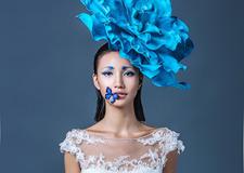 最新影楼资讯新闻-个性创意新娘造型 时尚魅力惊艳视觉