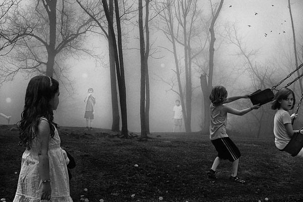 Francisco Diaz概念性人像摄影作品欣赏