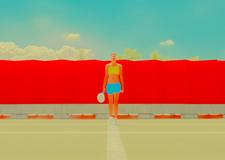 最新影楼资讯新闻-奥地利摄影师Andrea Koporova柔和色彩下极简主义人像摄影