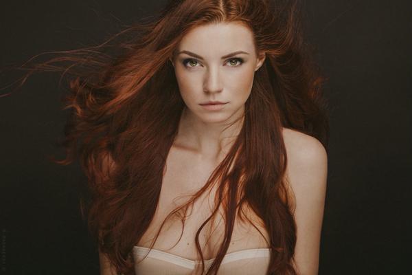 Mashnenko Maxim女性个性肖像摄影欣赏