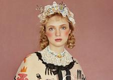 最新影楼资讯新闻-可爱洋娃娃妆容 甜美女孩变身美丽新娘