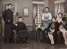 最新影楼资讯新闻-刘烨、董璇的复古全家福,原来是他俩拍的
