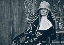最新影楼资讯新闻-纽约知名时尚摄影师镜头下诠释的巴洛克风格摄影作品