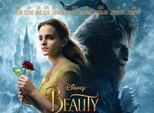 最新影楼资讯新闻-迪士尼电影《美女与野兽》平面海报设计作品欣赏