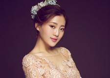 最新影楼资讯新闻-梦幻唯美的韩式鲜花新娘造型 美仙了