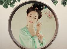 最新影楼资讯新闻-修图师赖毅古风系列作品:永安春深