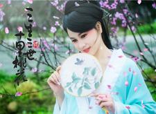 最新影楼资讯新闻-赖毅系列古风摄影作品:三生三世十里桃花