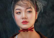 最新影楼资讯新闻-新娘造型欣赏 充满复古韵调的欧式少女