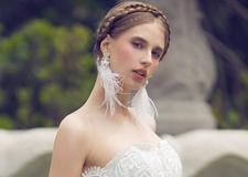 最新影楼资讯新闻-**优雅的新娘造型 散发出女王的气息