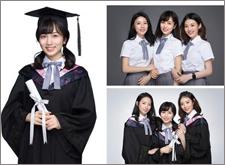 最新影楼资讯新闻-毕业季来临 海马体照相馆推出新品毕业照