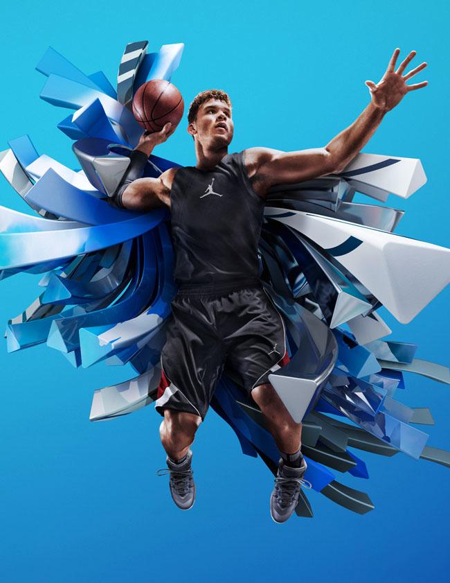 广告设计作品 AIR JORDAN商业平面广告设计作品欣赏