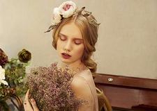 最新影楼资讯新闻-法式复古新娘造型欣赏