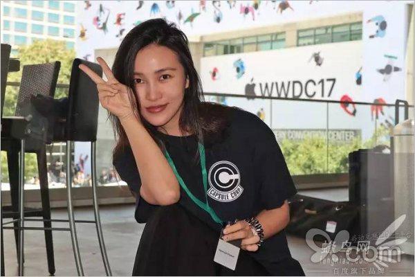 陈曼摄影 时尚摄影师陈漫说,她做了一款摄影摄像类APP