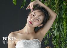 最新影楼资讯新闻-清爽简约的韩式经典新娘造型