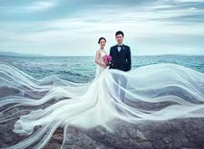 最新影楼资讯新闻-去年30万对新人赴三亚拍婚纱照 助力旅拍产业升级