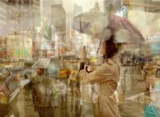 最新影樓資訊新聞-德國攝影師Christian Stoll 虛實變幻的巴黎街頭