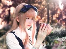 最新影楼资讯新闻-Real Me主题人像摄影Lolita 童话系列 林中的秘密