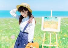 最新影楼资讯新闻-清透的日系人像作品 描绘最美的风景