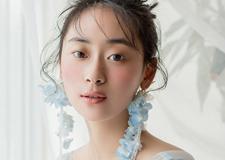 最新影楼资讯新闻-楚楚 干净清透的新娘妆面造型