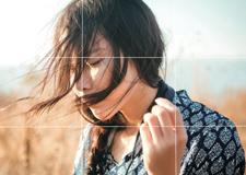 最新影楼资讯新闻-国庆出游必备技能 四种人像摄影构图方式想不美都难