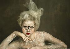最新影楼资讯新闻-超模Viktoriya Sasonkina 演绎《No Tofu》美妆时尚大片