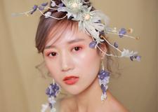 最新影楼资讯新闻-精致的新娘妆容造型 满足你的少女心