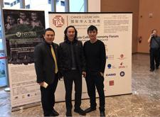最新影楼资讯新闻-中国人像摄影学会出席2017国际华人文化周