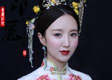 最新影楼资讯新闻-中式龙凤褂造型 古典韵味十足