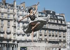 最新影楼资讯新闻-摄影师Melika Dez镜头下的街头舞者 力与美的**结合