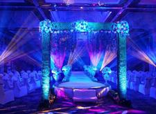 """最新影楼资讯新闻-摄影师遇上这场婚礼""""绚烂""""的灯光,哭了..."""