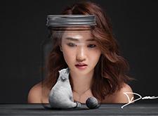 最新影楼资讯新闻-DAVE KOH公益主题摄影作品 拒绝囚禁动物