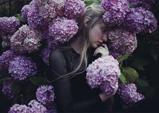 最新影楼资讯新闻-时光中沉淀的遐想 Sofia Lupul经典唯美风格人像摄影
