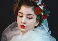 最新影楼资讯新闻-浪漫复古风新娘造型