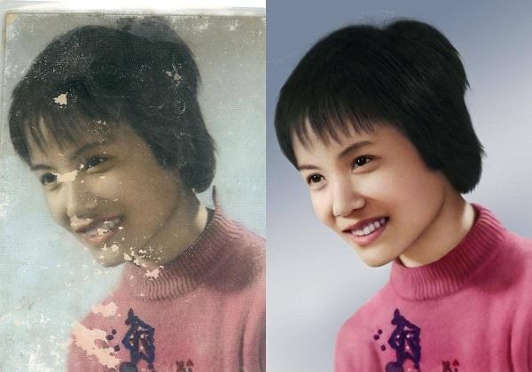 珍贵老照片 照相馆提供旧照片翻新业务