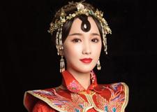 最新影楼资讯新闻-冬季中式新娘造型 演绎温婉娴熟中国风