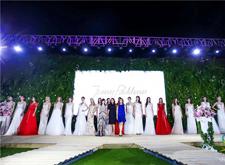 最新影楼资讯新闻-2018婚纱系列发布会在三亚浪漫上演