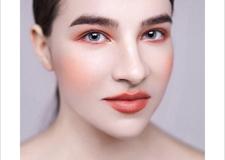 最新影楼资讯新闻-创意冬季妆容造型欣赏