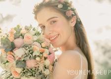 最新影楼资讯新闻-田园风新娘造型 满足你的仙女梦