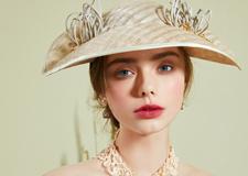 最新影楼资讯新闻-浪漫法式礼帽造型欣赏