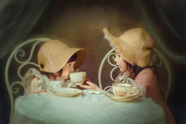 【S988】柔美到窒息的油画风格儿童摄影教程