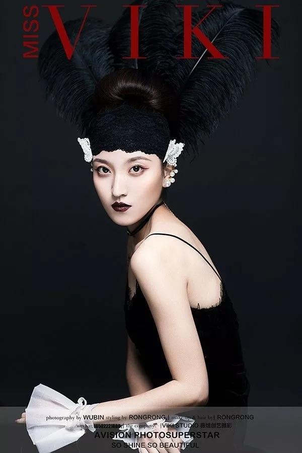 化妆造型师郭荣:不趋同,自潮流